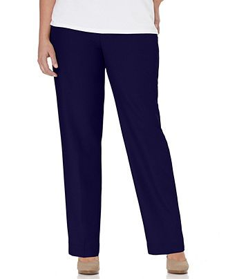 cce45119d17 Alfred Dunner Plus Size Pants