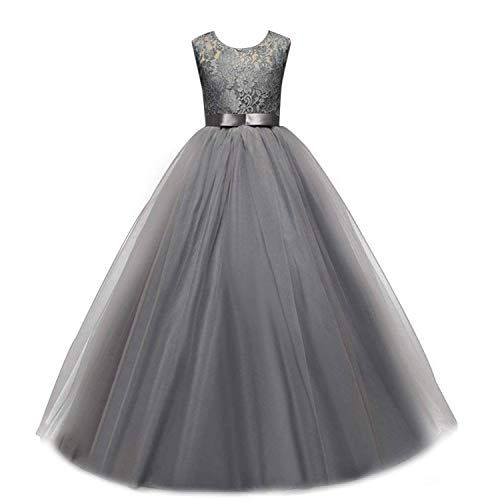 d16efe790 Live It Style It Girls Ball Gown Dress Wedding Princess Bridesmaid ...