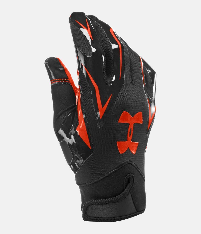 Mens ua f4 football gloves under armour mx football