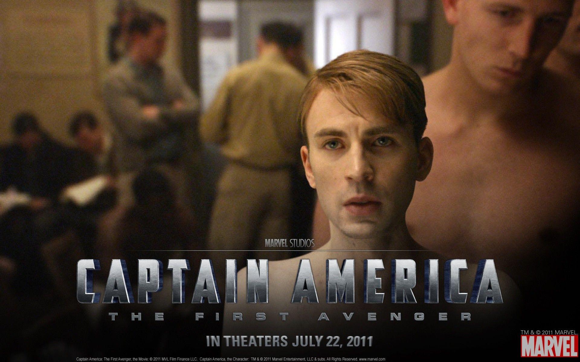 steve rogers captain america first avenger marvel first