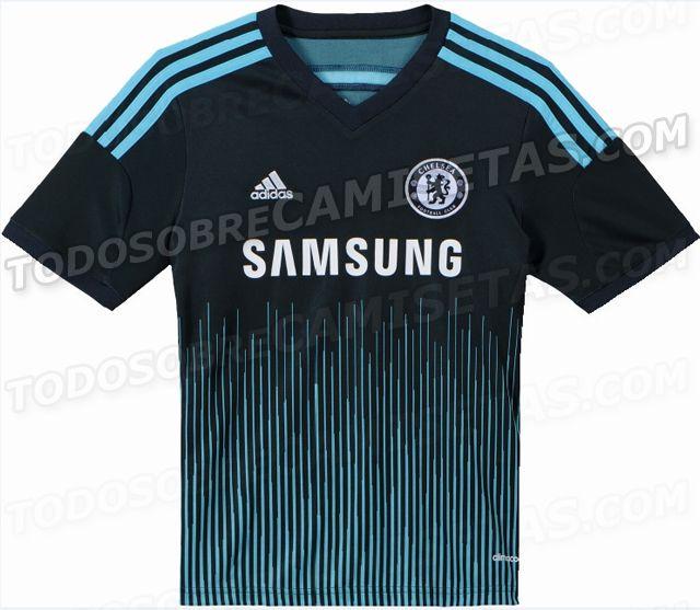Possível camisa 3 do Chelsea para esta temporada  6e1e6a05de64c