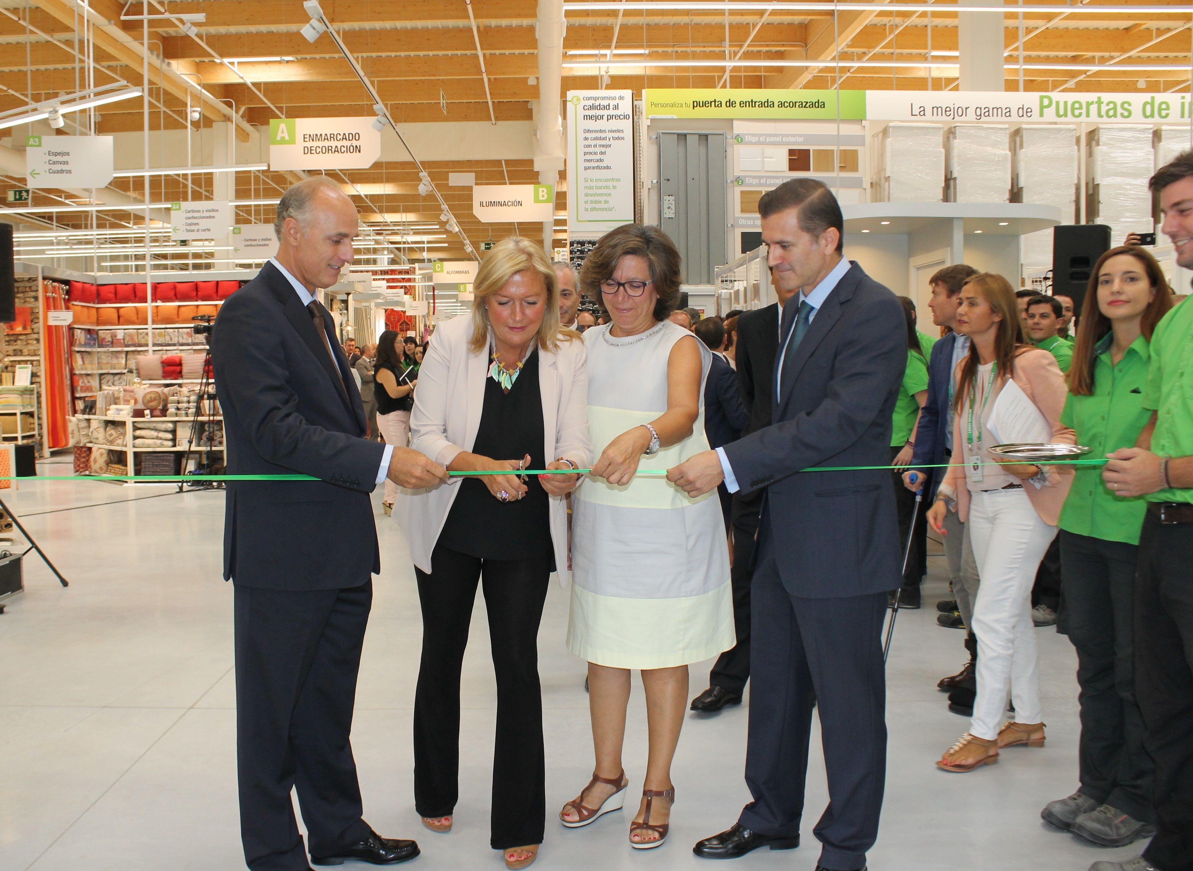 Leroy merlin inaugura su primera tienda en madrid