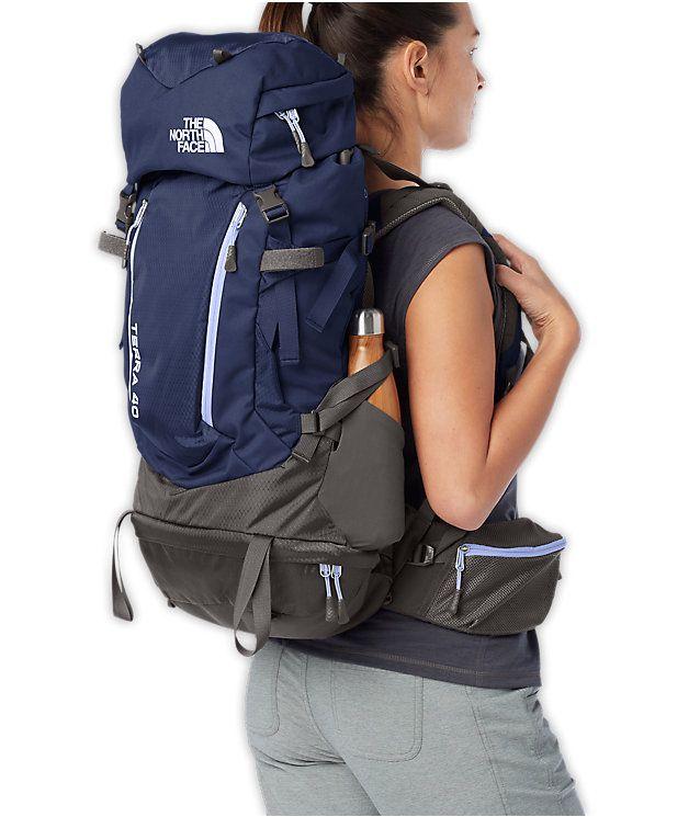 d554d5e9a Women's terra 40 | Travel | Europe bucket list, North face backpack ...