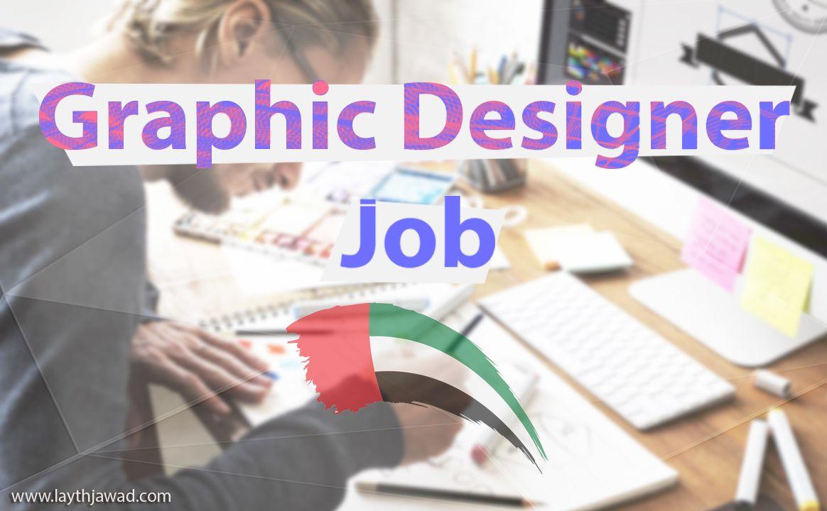 Graphic designer jobs in dubai uae layth jawad graphic