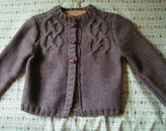patron tricot 3 ans