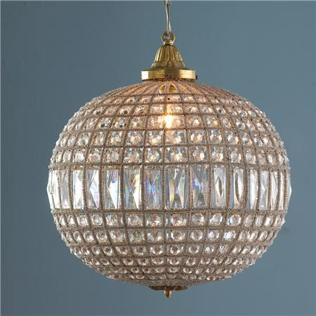 Vintage Crystal Ball Chandelier: similar ball chandeliers, thank ...
