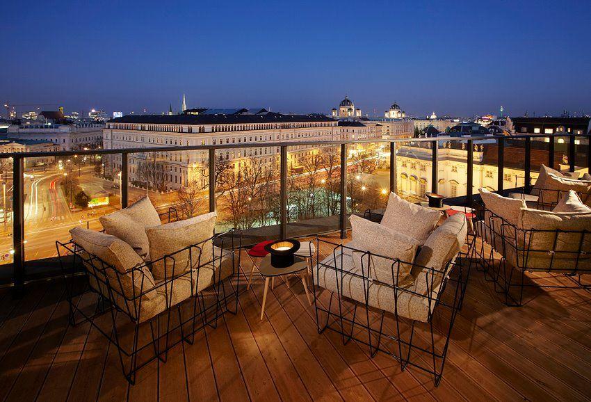 der schönste Dachboden Wiens  http://www.25hours-hotels.com/kueche/wien.php