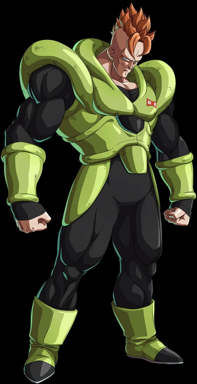 Render Dbfighterz Android 16 By Purplehato Dragon Ball Super Manga Dragon Ball Dragon Ball Wallpapers
