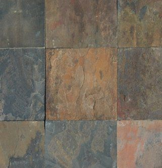 Slate Tile Rustic Gold 8x8 Floor Tile By Qflooring 2 22 Slate Tile Rustic Gold 8x8 Floor Tile We Sell Granite Tiles Ma Slate Flooring Slate Tile Flooring