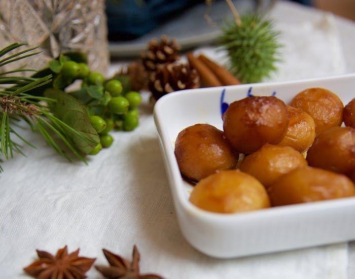 Lav nemme og lækre saltkarameller til jul