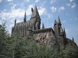 Hogwarts - Where magic is taught and learned