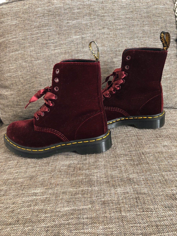 satin laces | Dr martens boots