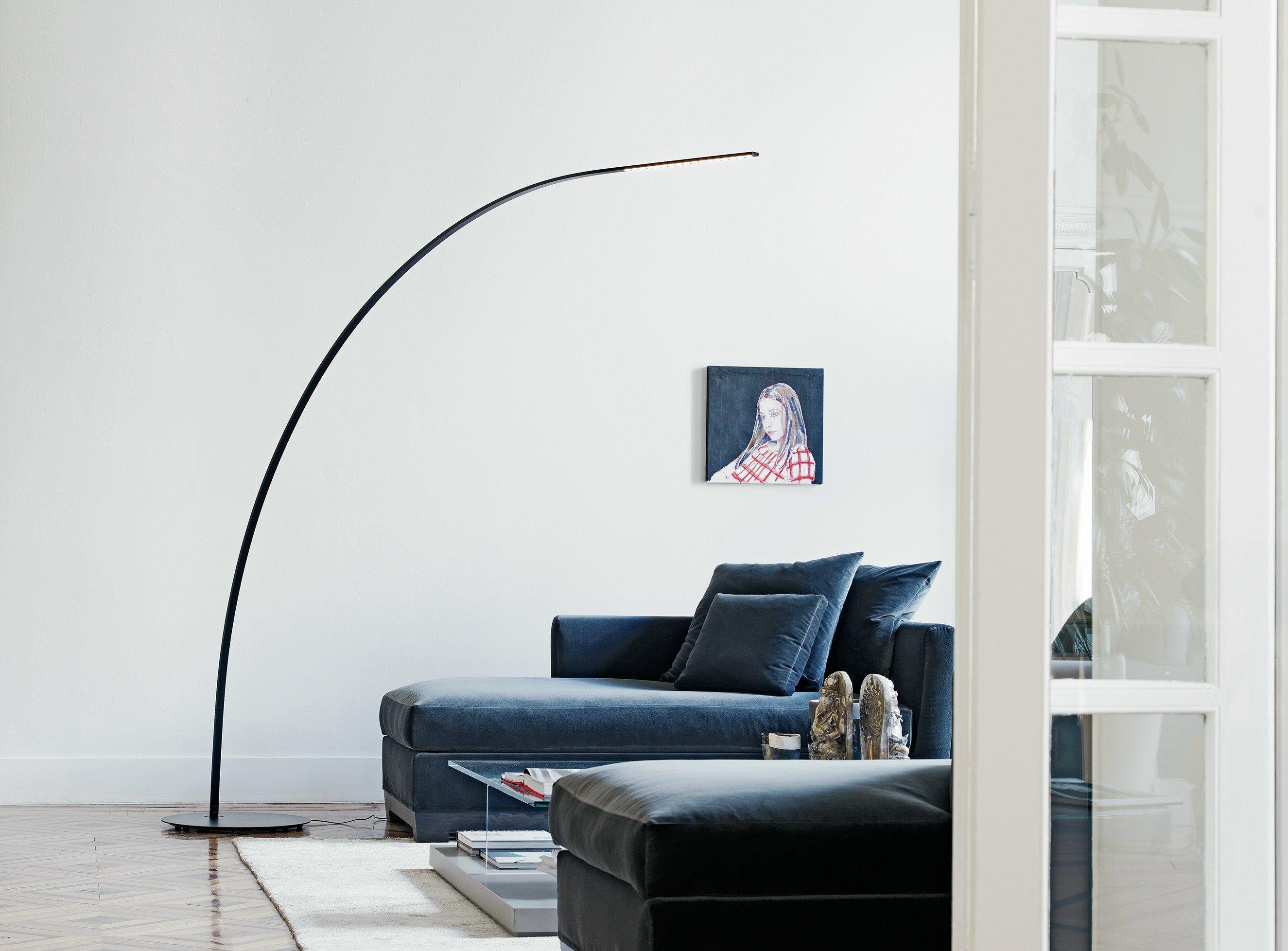 Fontana arte - yumi lampada da terra | Interni minimalisti ...