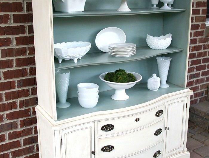 repeindre un meuble en pin rénovation étagère bois Other furniture