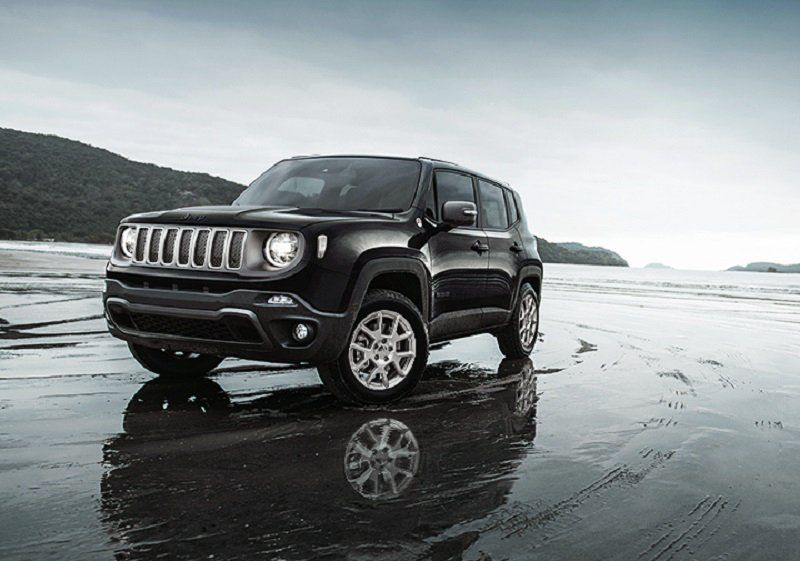 The Jeep Renegade en 2020 Jeep renegade, Jeep, Auto jeep