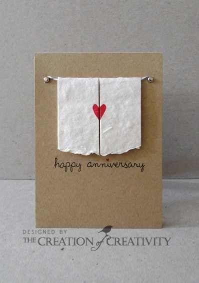 Happy Anniversary Anniversary Cards Paper Crafts Magazine