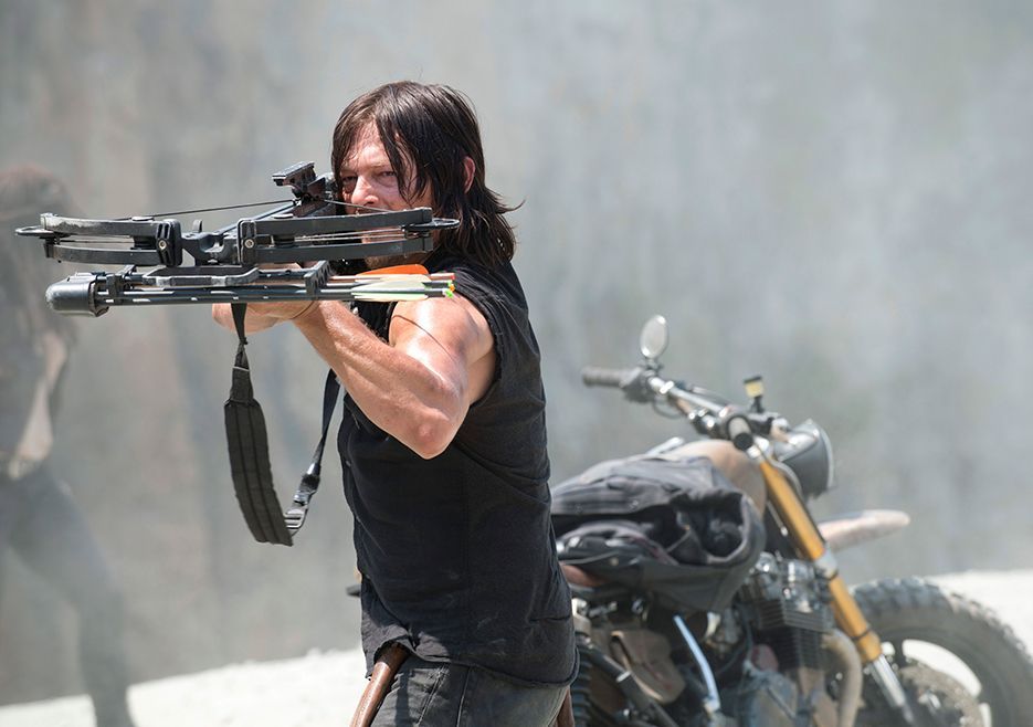 Daryl 6x01 First Time Again