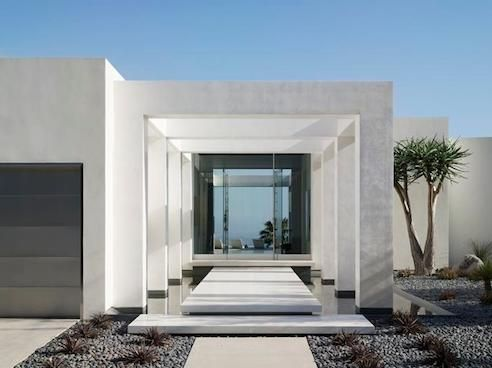 maison-reve-design-hollywood | Cubic Archi In & Out | Pinterest ...