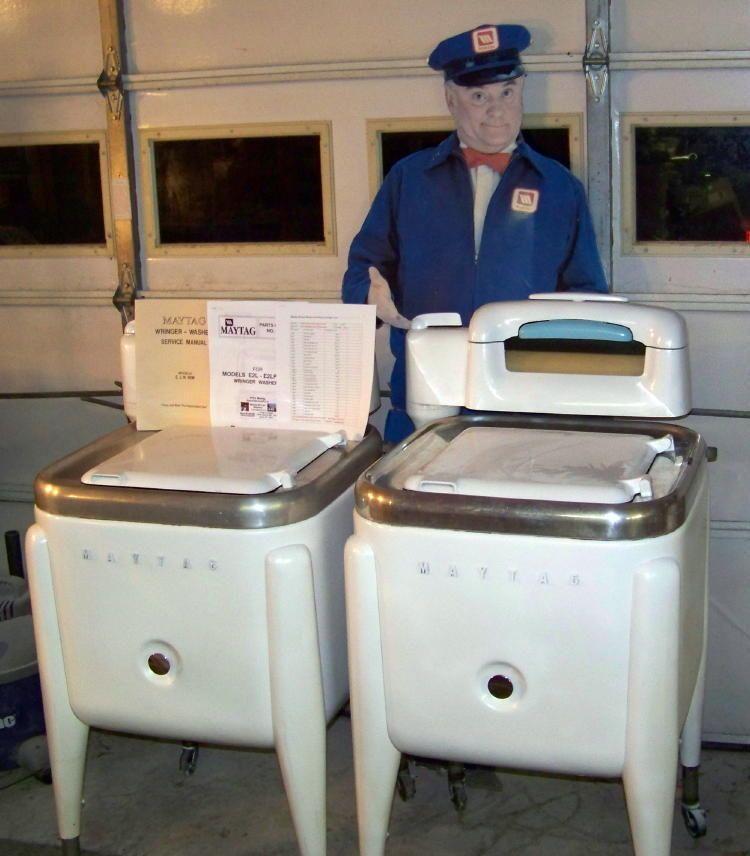 US 17.50 parts manual Wringer washer, Wringer, Vintage