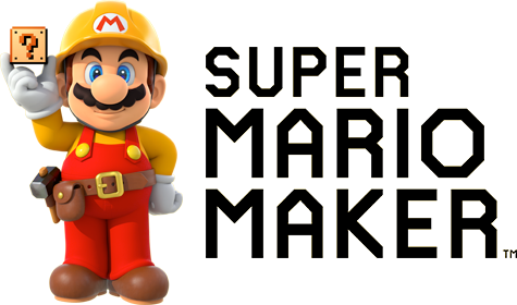 super mario maker logo Google Search Super mario