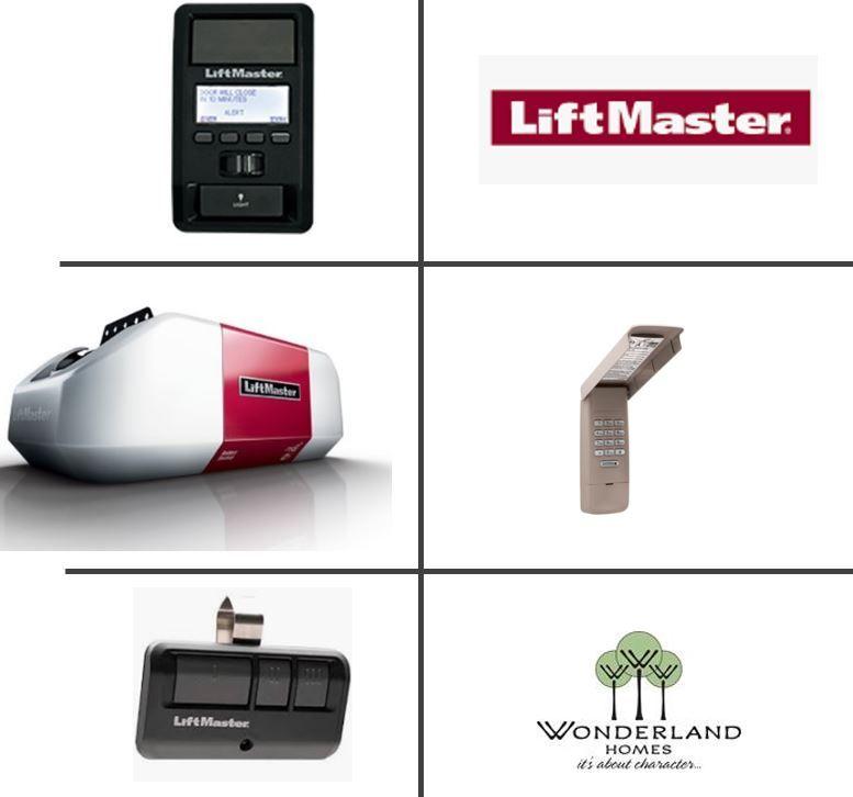Liftmaster Garage Door Opener In 2020 Garage Door Lock Liftmaster Garage Door Opener Liftmaster