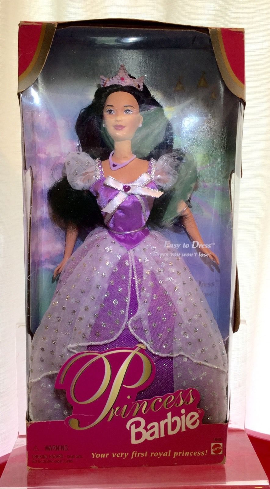 Image result for Princess Barbie 1997