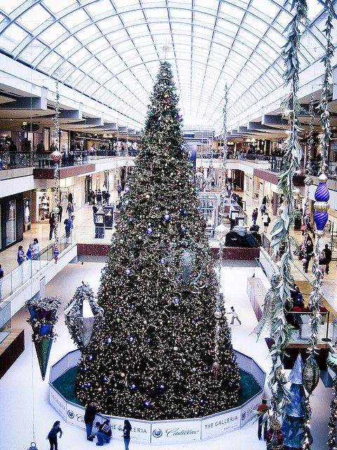 Houston Galleria Christmas Tree Outdoor Christmas Lights Houston Galleria Decorating With Christmas Lights