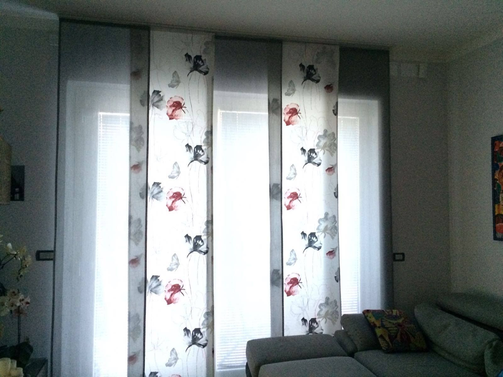 Tende Bagno ~ Tende a pannello casa ristrutturata tende da interni serramenti