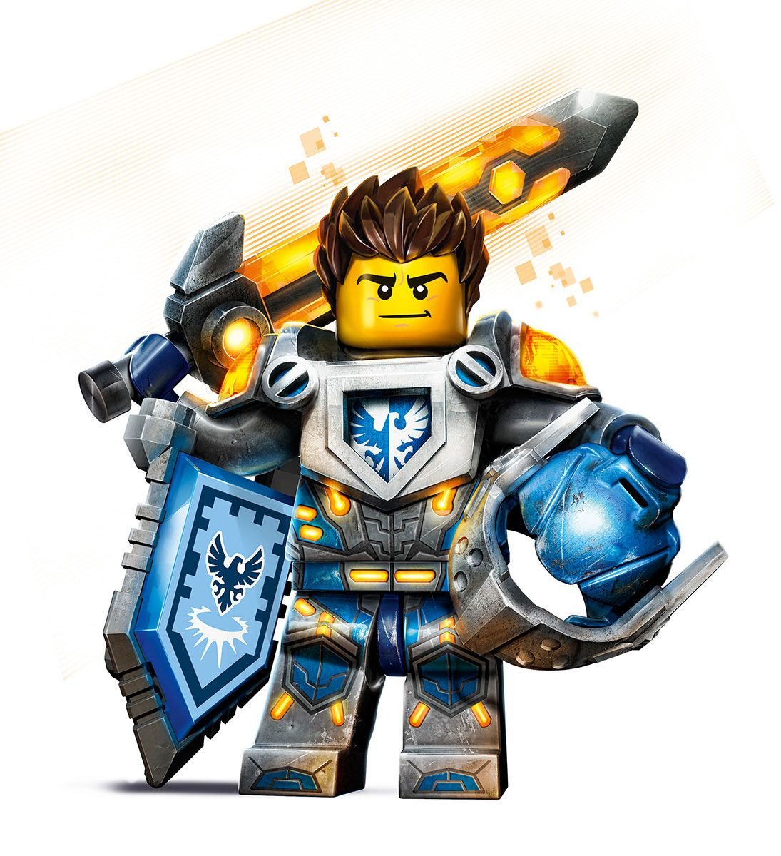 Nexo Knights Merlok Ausmalbilder : Lego Nexo Knights Academy Tatoo Pinterest Legos Knight And