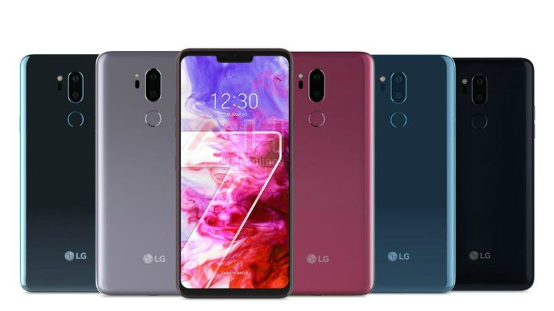 Lg G7 Thinq Launch Set For May 2 Company Confirms Name Phone Galaxy Smartphone