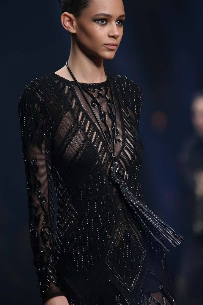 Roberto Cavalli MFW autumn-winter 2014/2015