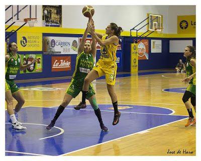 TIEMPO DE DEPORTE: Estela Royo del Spar Gran Canaria, MVP de la J6 de...