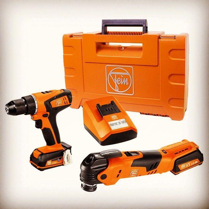 12v Fein Professional Cordless Combo Diy Renovation Remodeling Feinus Tools Cordless Power Tools Multipurpose Tools