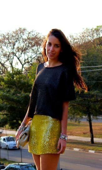 Look: Neon Week III - All The Pretty Faces   Moda It