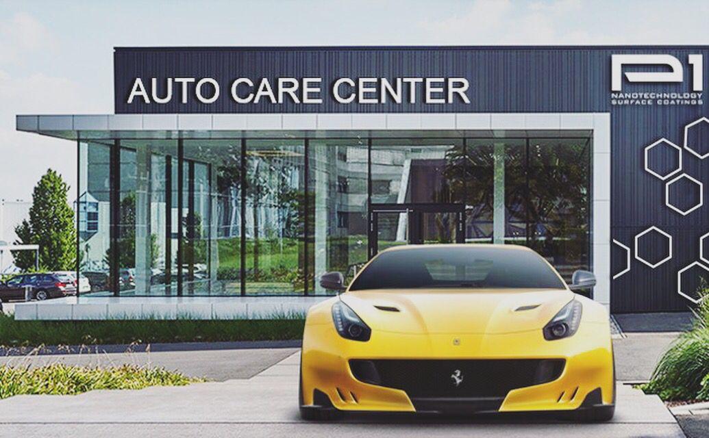 P1 Nanotechnology Auto Care Center 💎 opening soon