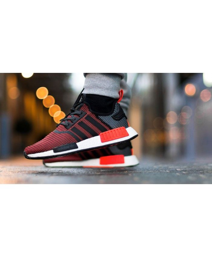 Adidas | Nmd Red R1 Trainers Primeknit Lush Red Trainers | 8b652f9 - hotlink.pw