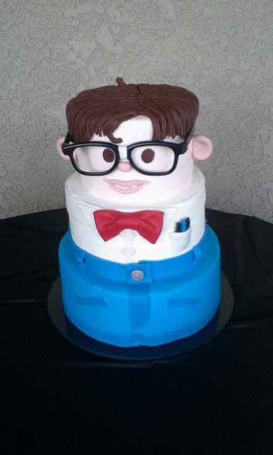 Nerd cake