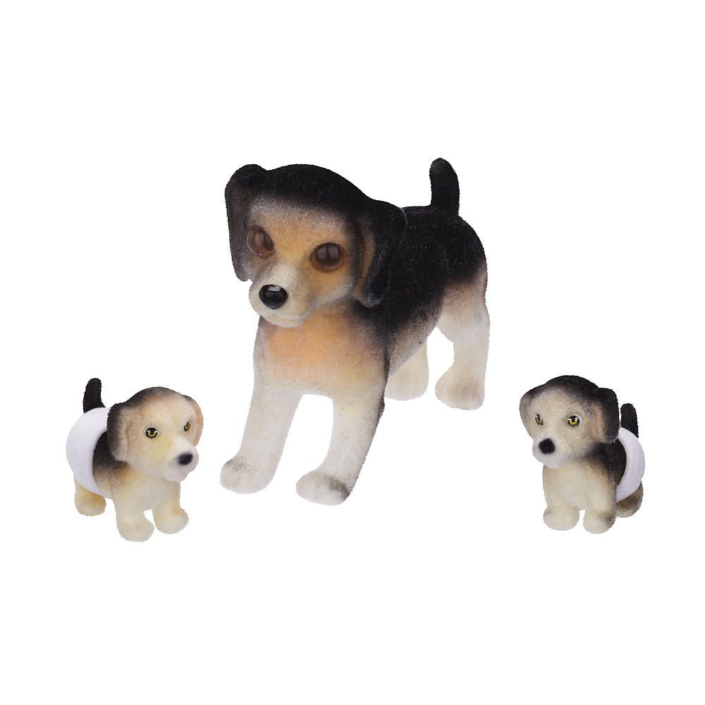 Puppy In My Pocket Mom Puppies Beagle Family U S And