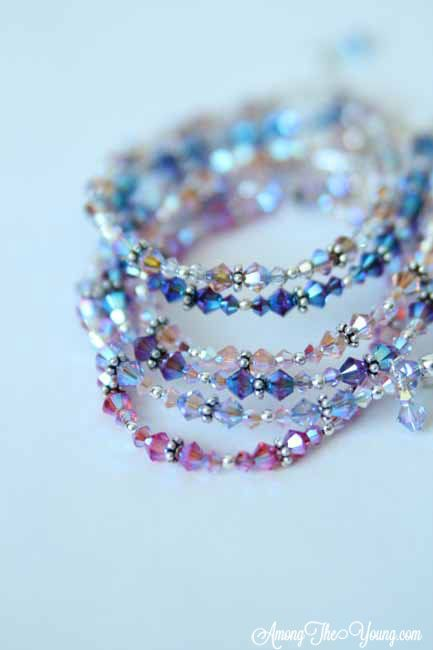 Among the Young: Swarovski Crystal Jewelry