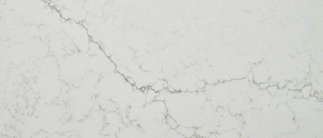 Kitchen Stone Counter Tops Quartz Slab Alabaster White