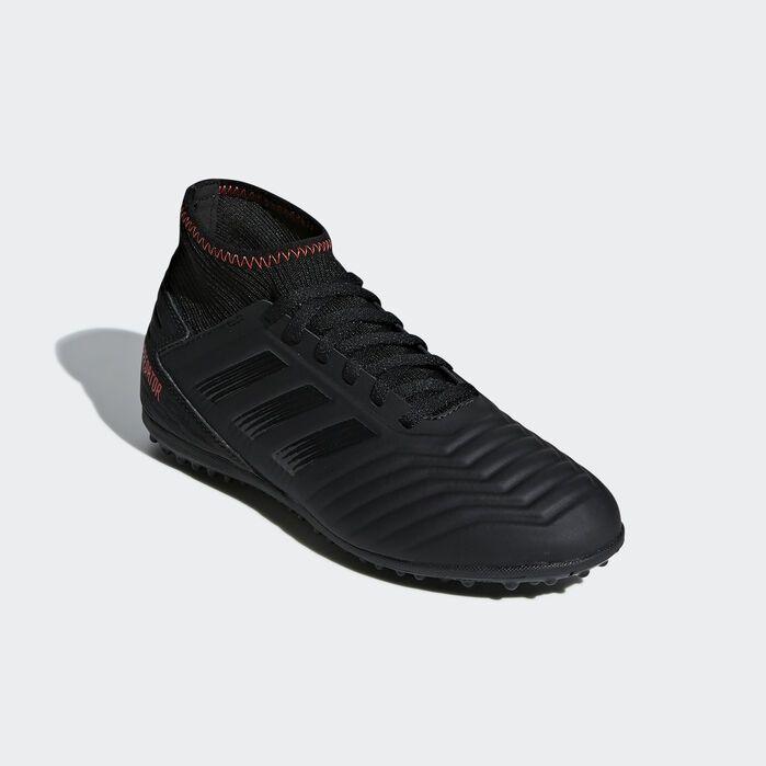a10b8562e1 Predator Tango 19.3 Turf Shoes Black Kids in 2019 | Products | Turf ...