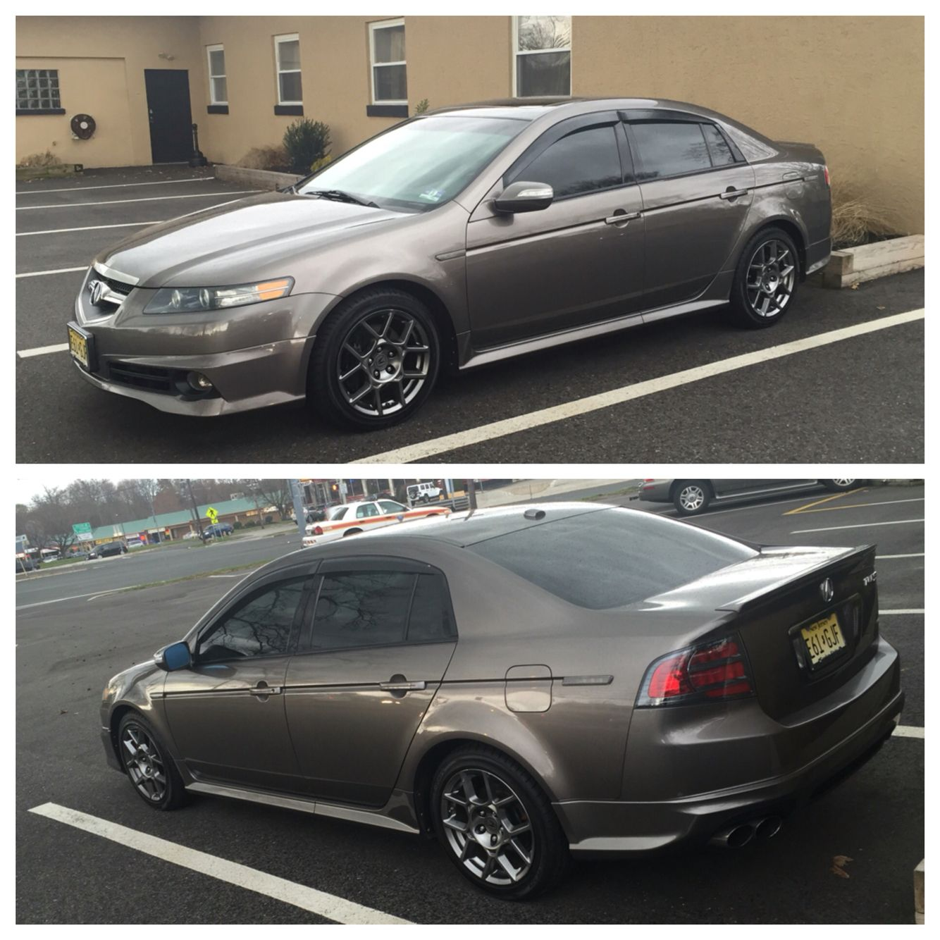 2007 Acura TL Type-S A Spec