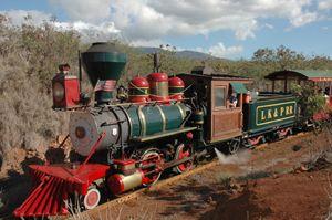 Sugar Cane Train - on Maui, Lahaina to Kaanapali