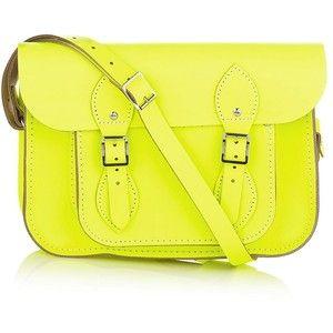 Cambridge satchel – $200