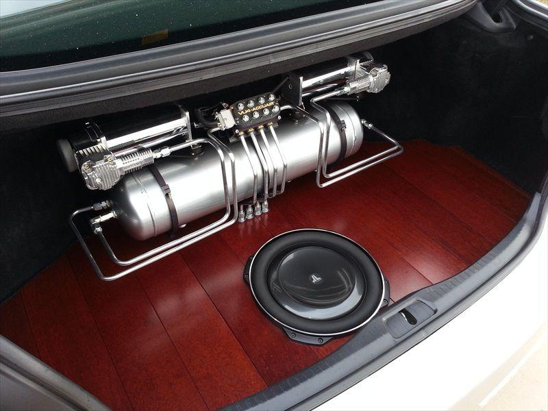 image result for stanced car trunks nova cars air ride custom cars