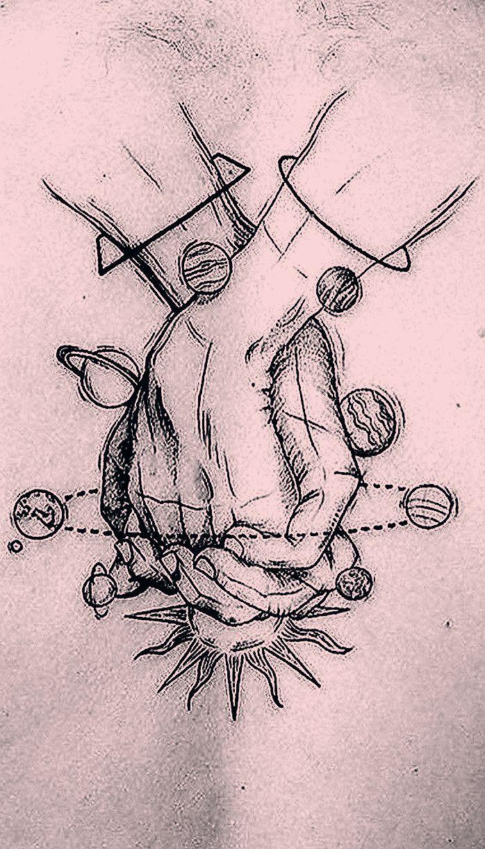 10+ best tattoo sketches design ideas 6