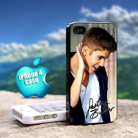 Cute Justin Bieber For iPhone 4 / 4s