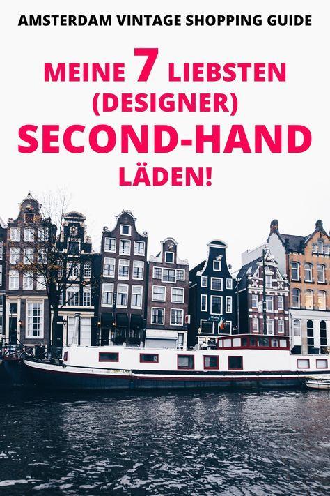 Photo of Amsterdam Vintage Shopping Guide: Meine 7 liebsten (Designer) Second-Hand Läden! – Life und Style Blog aus Österreich