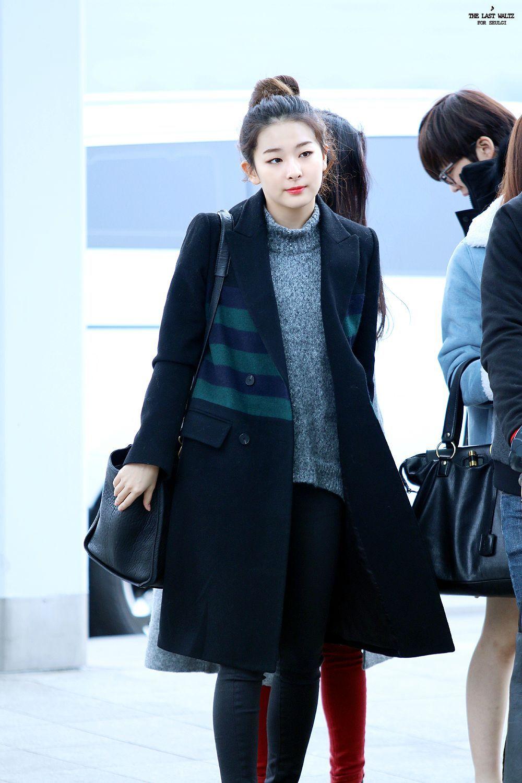 Seulgi Fashion Seulgi Airport Fashion Seulgi Airport 2016 Red Velvet Seulgi 2016 Seulgi Ou Korean Airport Fashion Krystal Jung Fashion Airport Fashion Kpop