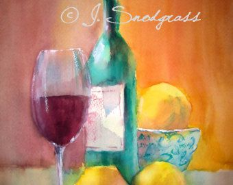 When life gives your lemons . Sell them and buy wine.